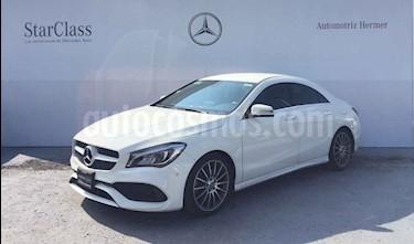 Foto venta Auto usado Mercedes Benz Clase CLA 250 CGI Sport (2018) color Blanco precio $499,900