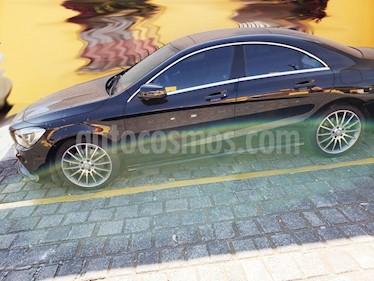 Mercedes Benz Clase CLA 250 CGI Sport usado (2017) color Negro Cosmos precio $480,000