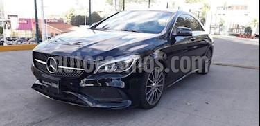 Foto venta Auto Seminuevo Mercedes Benz Clase CLA 250 CGI Sport (2017) color Negro precio $430,000