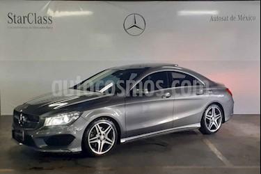 Foto Mercedes Benz Clase CLA 250 CGI Sport usado (2016) color Gris precio $449,000
