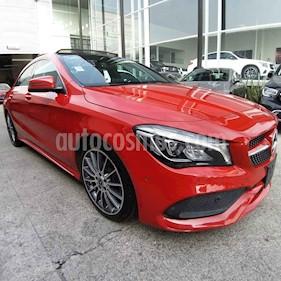 Foto Mercedes Benz Clase CLA 250 CGI Sport usado (2018) color Rojo precio $513,000