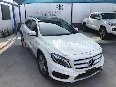 Foto venta Auto usado Mercedes Benz Clase CLA 250 CGI Sport (2014) color Blanco precio $370,000