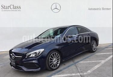 Foto venta Auto usado Mercedes Benz Clase CLA 250 CGI Sport (2018) color Azul precio $509,900