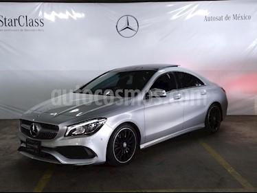 Foto venta Auto usado Mercedes Benz Clase CLA 250 CGI Sport (2017) color Plata precio $499,000