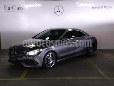 Foto venta Auto Seminuevo Mercedes Benz Clase CLA 250 CGI Sport (2017) color Gris precio $499,000