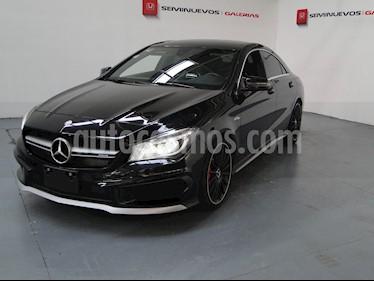 Foto venta Auto usado Mercedes Benz Clase CLA 45 AMG (2016) color Negro precio $689,900