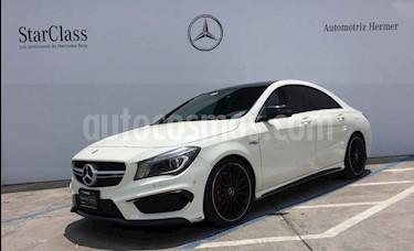 Foto venta Auto usado Mercedes Benz Clase CLA 45 AMG (2015) color Blanco precio $564,900