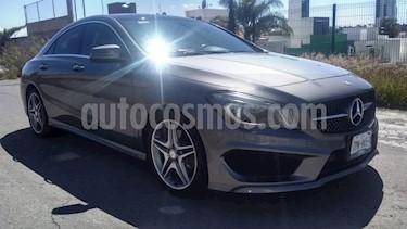 foto Mercedes Benz Clase CLA 4P CLA250 CGI SPORT 2.0T 211 HP TA usado (2014) color Gris precio $315,000