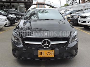 Foto Mercedes Benz Clase CLA 200 usado (2015) color Negro precio $74.900.000
