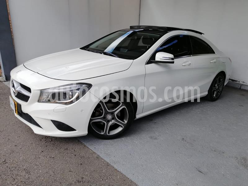 Mercedes Benz Clase CLA 200 Limited Plus usado (2014) color Blanco Cirro precio $59.990.000