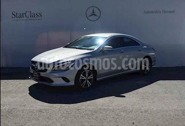 Mercedes Benz Clase CLA 4p 200 CGI L4/1.6/T Aut usado (2019) color Plata precio $409,900