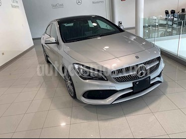 Mercedes Benz Clase CLA 4p 250 CGI Sport L4/2.0/T Aut usado (2018) color Plata precio $490,000