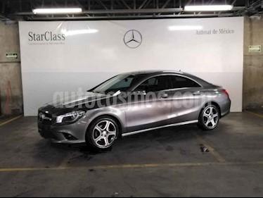 Mercedes Benz Clase CLA 200 CGI usado (2016) color Gris precio $349,000