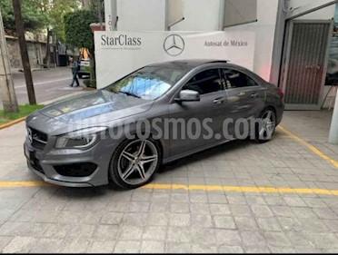 Foto Mercedes Benz Clase CLA 180 CGI usado (2016) color Gris precio $425,000