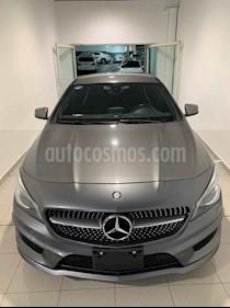 Mercedes Benz Clase CLA 4p 250 CGI Sport L4/2.0/T Aut usado (2016) color Gris precio $420,000