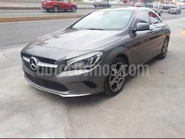 Mercedes Benz Clase CLA 200 Sport usado (2018) color Gris precio $435,000