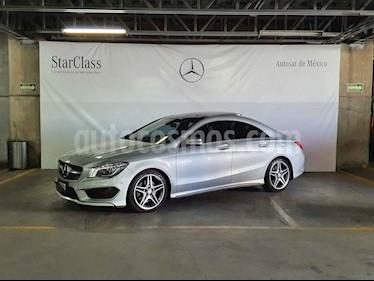 Mercedes Benz Clase CLA 4p 250 CGI Sport L4/2.0/T Aut usado (2016) color Plata precio $389,000