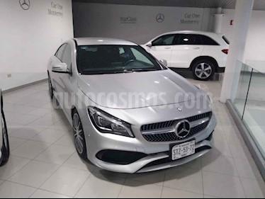 Mercedes Benz Clase CLA 4p 250 CGI Sport L4/2.0/T Aut usado (2017) color Plata precio $450,000