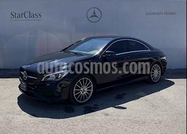 Mercedes Benz Clase CLA 250 Sport usado (2018) color Negro precio $499,900