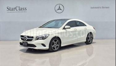 Mercedes Benz Clase CLA 200 CGI Sport usado (2018) color Blanco precio $449,900