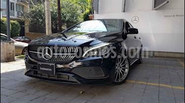 Mercedes Benz Clase CLA 250 CGI Sport usado (2017) color Negro precio $465,000