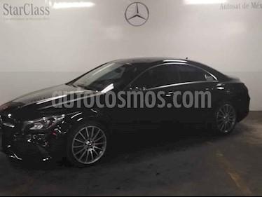 Mercedes Benz Clase CLA 250 CGI Sport usado (2018) color Negro precio $499,000