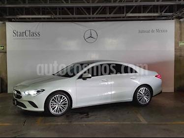 Mercedes Benz Clase CLA 200 Progressive usado (2020) color Blanco precio $649,000