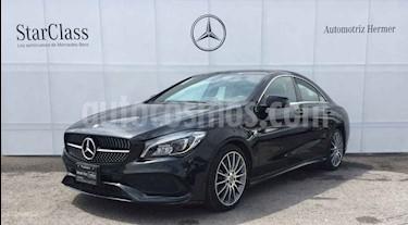 Mercedes Benz Clase CLA 250 CGI Sport usado (2018) color Negro precio $489,900
