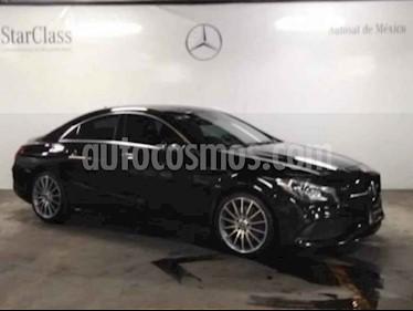 Mercedes Benz Clase CLA 250 CGI Sport usado (2018) color Negro precio $500,000