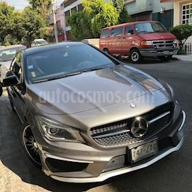 Mercedes Benz Clase CLA 250 CGI Sport Edition 1 usado (2013) color Plata precio $309,900