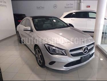 Mercedes Benz Clase CLA 200 CGI usado (2019) color Plata precio $500,000