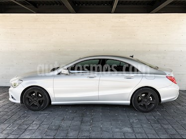 Mercedes Benz Clase CLA 200 CGI Sport usado (2017) color Plata precio $335,000