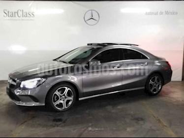 Mercedes Benz Clase CLA 200 CGI Sport usado (2019) color Gris precio $489,000