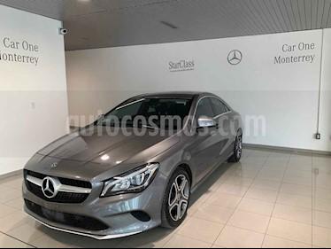Foto Mercedes Benz Clase CLA 200 CGI Sport usado (2018) color Gris precio $440,000