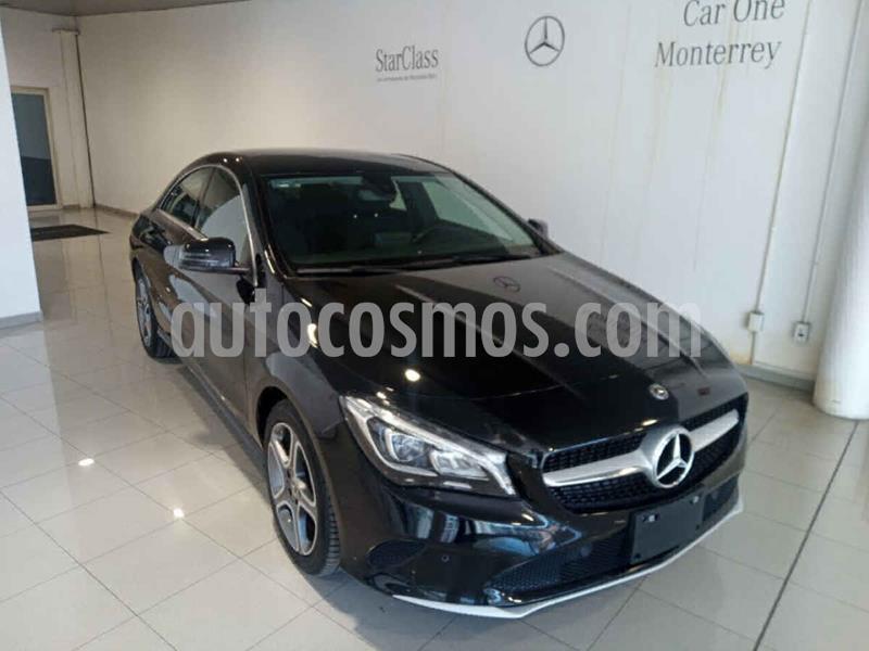 Mercedes Benz Clase CLA 200 CGI Sport usado (2018) color Negro precio $420,000