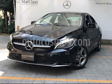Mercedes Benz Clase CLA 4p 200 CGI L4/1.6/T Aut usado (2018) color Negro precio $455,000