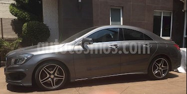 Mercedes Benz Clase CLA 250 CGI Sport Edition 1 usado (2014) color Gris precio $357,900