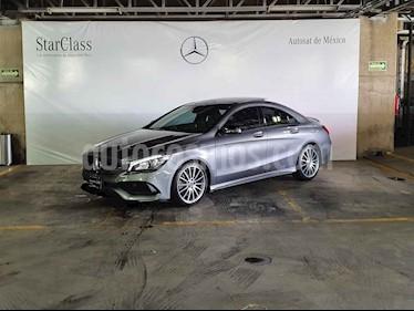 Mercedes Benz Clase CLA 250 CGI Sport usado (2018) color Gris precio $539,000