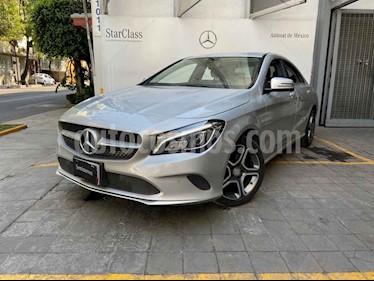Mercedes Benz Clase CLA 200 CGI Sport usado (2017) color Plata precio $360,000