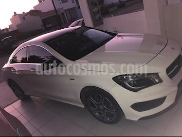 Mercedes Benz Clase CLA 200 CGI Sport usado (2013) color Blanco precio $190,000