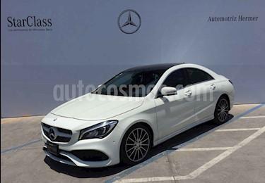 Mercedes Benz Clase CLA 250 CGI Sport usado (2018) color Blanco precio $499,900