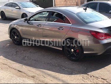 Mercedes Benz Clase CLA 200 CGI usado (2016) color Gris precio $369,000