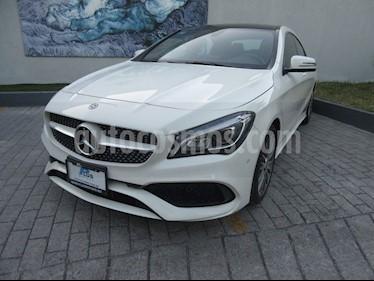 Mercedes Benz Clase CLA 250 Sport usado (2018) color Blanco precio $495,000