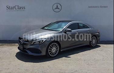Mercedes Benz Clase CLA 4p 250 CGI Sport L4/2.0/T Aut usado (2019) color Gris precio $549,900