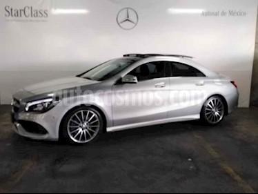 Mercedes Benz Clase CLA 250 CGI Sport usado (2017) color Plata precio $449,000