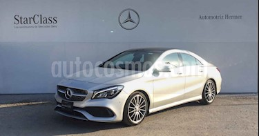 Mercedes Benz Clase CLA 250 CGI Sport usado (2017) color Plata precio $399,900