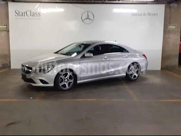 Foto Mercedes Benz Clase CLA 200 CGI Sport usado (2016) color Plata precio $389,000
