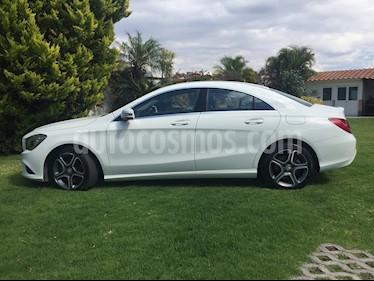 Mercedes Benz Clase CLA 200 CGI Sport usado (2016) color Blanco precio $330,000