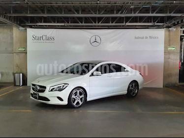 Mercedes Benz Clase CLA 200 CGI Sport usado (2018) color Blanco precio $469,000