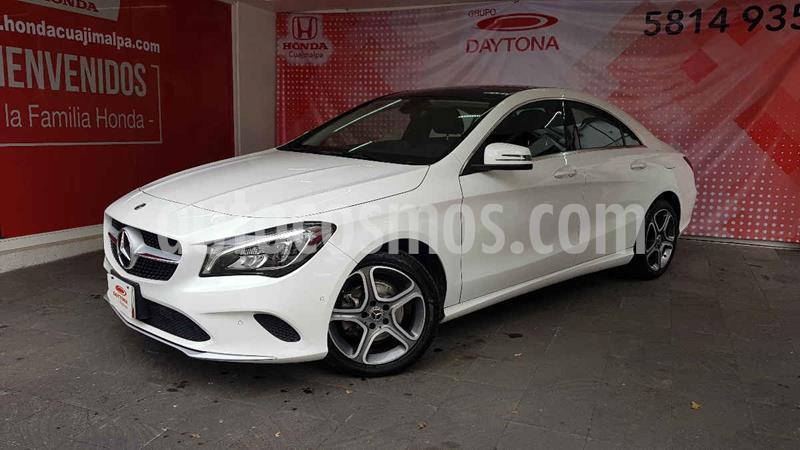 Mercedes Benz Clase CLA 200 CGI Sport usado (2019) color Blanco precio $428,000